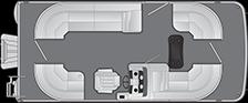2021 - Bennington Boats - 20 SSRCX