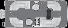 2021 - Bennington Boats - 20 SSRX