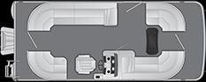 2021 - Bennington Boats - 21 SSRCX