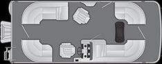 2021 - Bennington Boats - 21 SSRX
