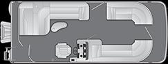 2021 - Bennington Boats - 22 SLX