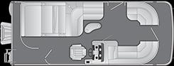 2021 - Bennington Boats - 22 SSLX