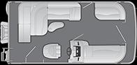 2021 - Bennington Boats - 18 SL