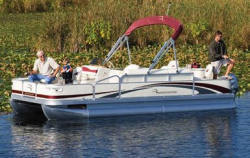Bennington Boats 2275FSi Pontoon Boat
