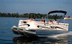Bennington Boats 2075GL Pontoon Boat