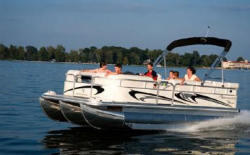 Bennington Boats 2575GSi Pontoon Boat