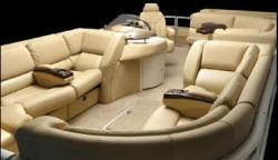 Bennington Boats 2575QXi Pontoon Boat