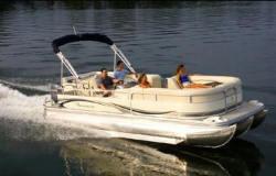 Bennington Boats 2575RLTD Pontoon Boat