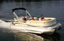 Bennington Boats 2875RLX Pontoon Boat