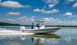 2020 - BlackJack Boats - 256 Coastal