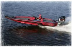 2012 - Blazer Boats - 210 Pro-V