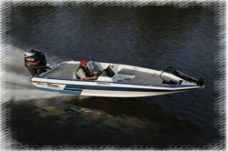 2012 - Blazer Boats - 180 Pro-V