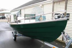 2009 - Blue Fin Boats - Dory 15