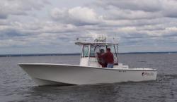 2011 - Blue Fin Boats - Islander 270 Diesel Edition