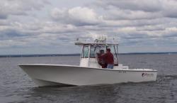 Blue Fin Boats 270 Islander Diesel Edition Center Console Boat