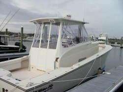 Blue Fin Boats Canyon Runner Walkaround Boat