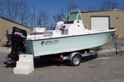 Blue Fin Boats Cuttyhunk 21 Center Console Boat
