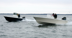 Blue Fin Boats Cuttyhunk 23 Center Console Boat