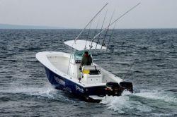 Blue Fin Boats Islander 270 CC Center Console Boat