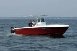 Blue Fin Boats Pro Fish 220 CC Center Console Boat