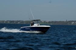 Blue Fin Boats Pro Fish 250 CC Center Console Boat