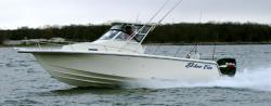 Blue Fin Boats Pro Fish 255 WA Walkaround Boat