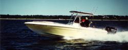 Blue Fin Boats Pro Fish 260 CC Center Console Boat