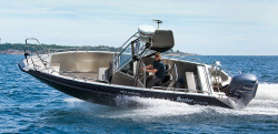2012 - Buster Boats Magnum Pro
