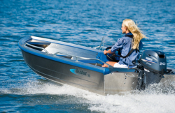 2012 - Buster Boats - XSR
