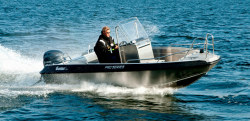 2012 - Buster Boats - LX Pro