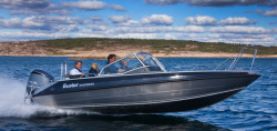 2015 - Buster Boats - Magnum