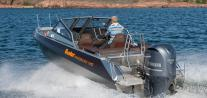 2017 - Buster Boats - Magnum M5