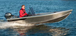 2017 - Buster Boats - XS