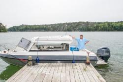 2018 - Buster Boats - Cabin E