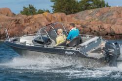 2018 - Buster Boats - LX