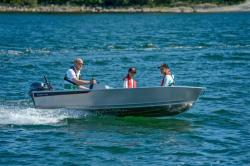 2018 - Buster Boats - Mini Sport