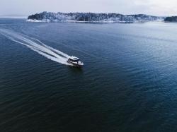 2019 - Buster Boats - Phantom Cabin