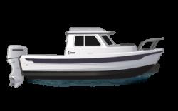 2020 - C-Dory - 16 Cruiser