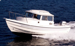 2014 - C-Dory - 19 Angler