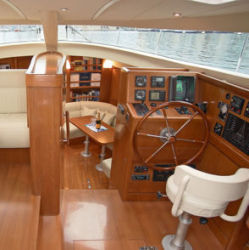 2020 - CNB Yachts - Blue Sky Messenger