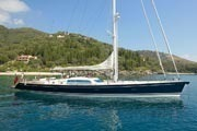 2018 - CNB Yachts - Grand Bleu Vintage 95
