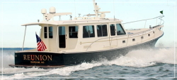2010 - CW Hood Yachts - Jarvis Newman 46