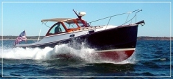 2011 - CW Hood Yachts - Jarvis Newman 36