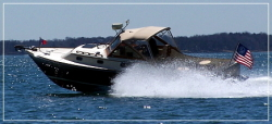 2012 - CW Hood Yachts - Katama 30