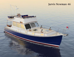 2013 - CW Hood Yachts - Jarvis Newman 46