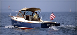 2015 - CW Hood Yachts - Wasque 26 Classic