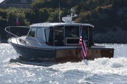 2016 - CW Hood Yachts - Hood 43