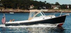 CW Hood Yachts Wasque 26 Cruiser Boat