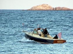 2008 - CW Hood Yachts - Wasque 26
