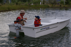 2014 - Campion Boats - i3 Infinyte